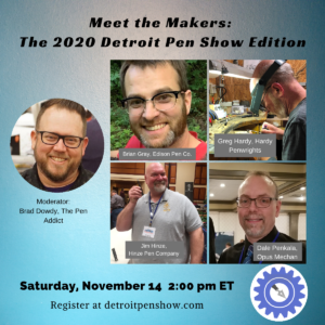 Makers DetroitPS2020 - use starting Oct 21