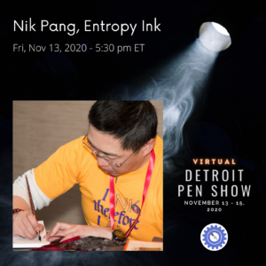Spotlight Entropy Ink DETPS20202